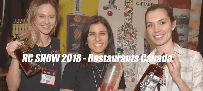 RC SHOW 2018 – Restaurants Canada