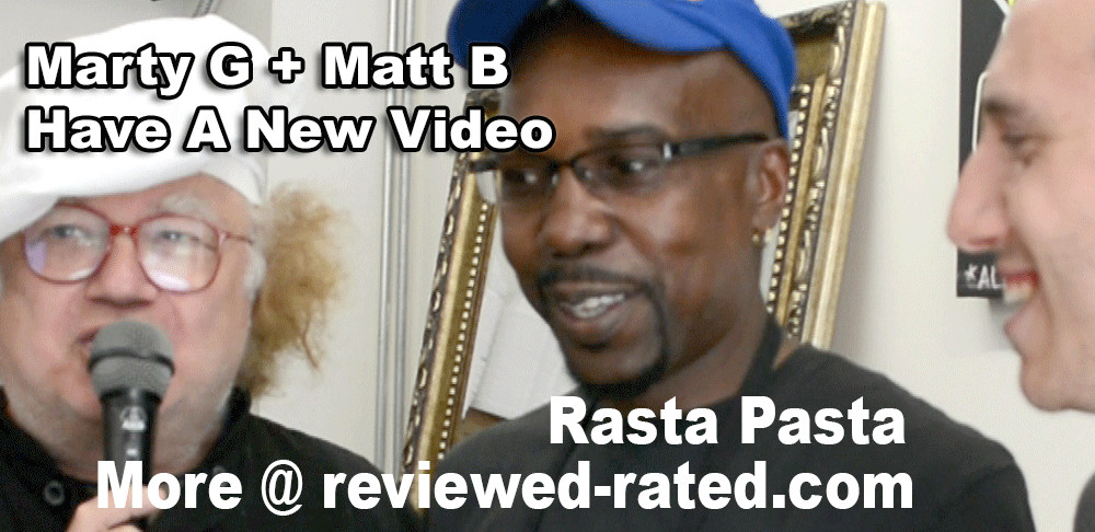 Rasta Pasta Review Toronto Video